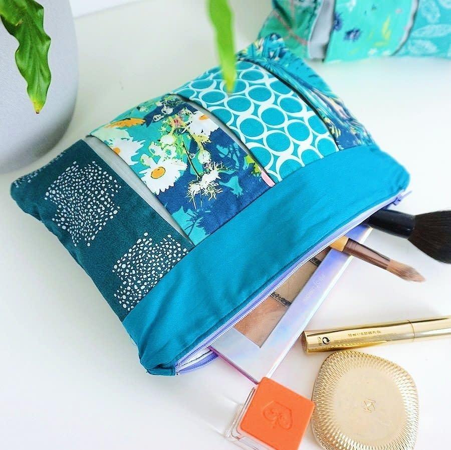 Sew A Zipper Pouch course image