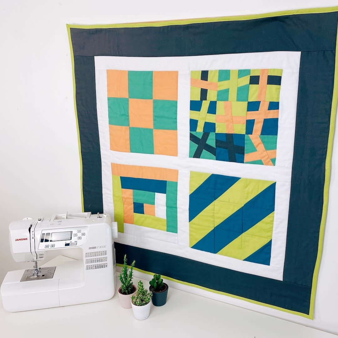 Guide To Quilting course image