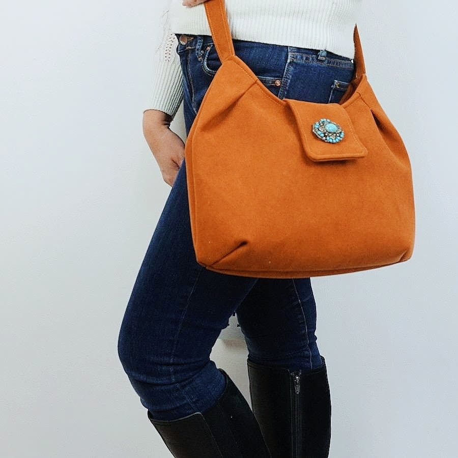 Sew A Shoulder Bag course image
