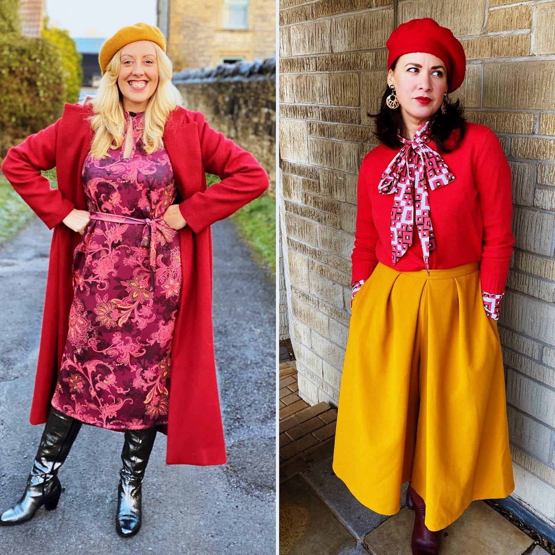 sewing-style fashion-sewing inspiration rachel-nikki