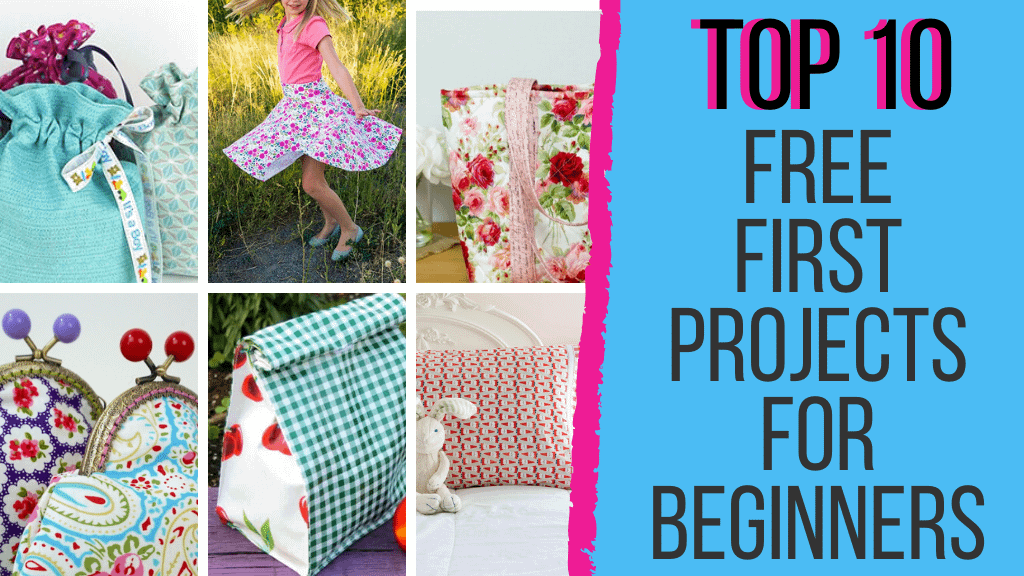 beginner sewing classes - free sewing patterns
