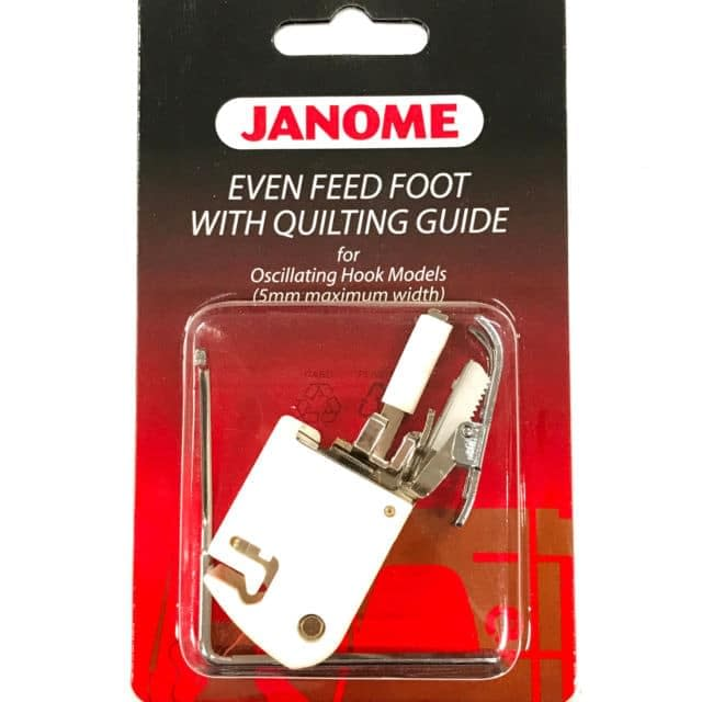 Janome-Even-Feed-Foot-tricky-knits