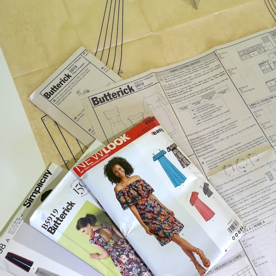 Guide To Sewing Patterns course image