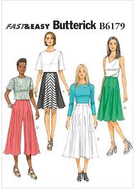 butterick-b6179-culottes-sewing-pattern