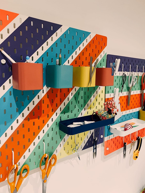 Rainbow-Peg-Boards