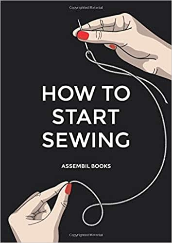 How-To-Start-Sewing-Assembil-Books