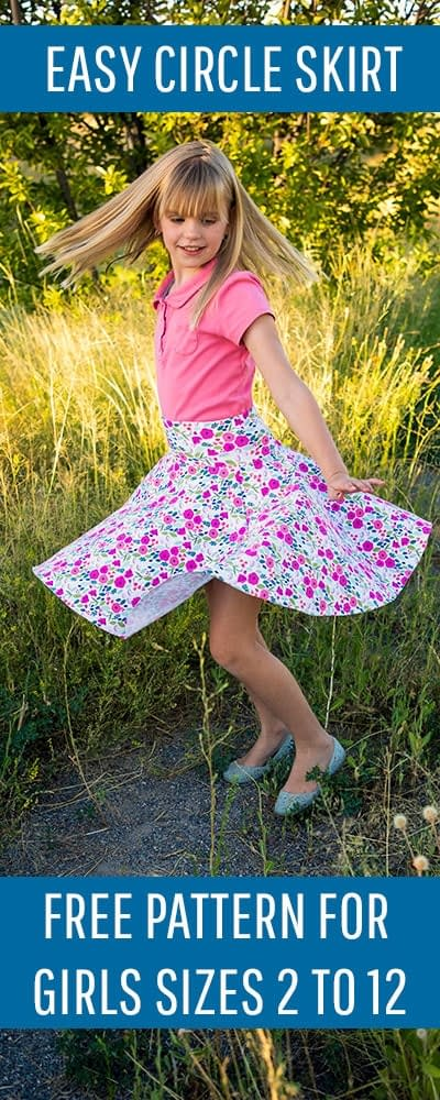 Easy-circle-skirt-First-Projects-for-Beginner-Sewists