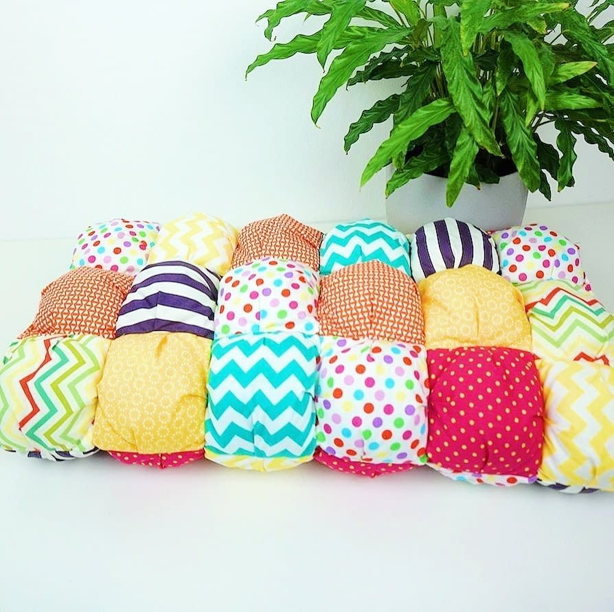 Sew A Puff Quilt course image