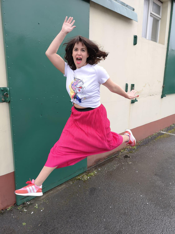 DIY-Plisse-Skirt