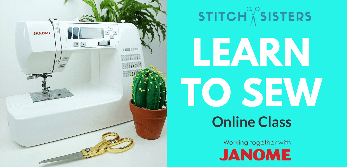 free learn to sew course